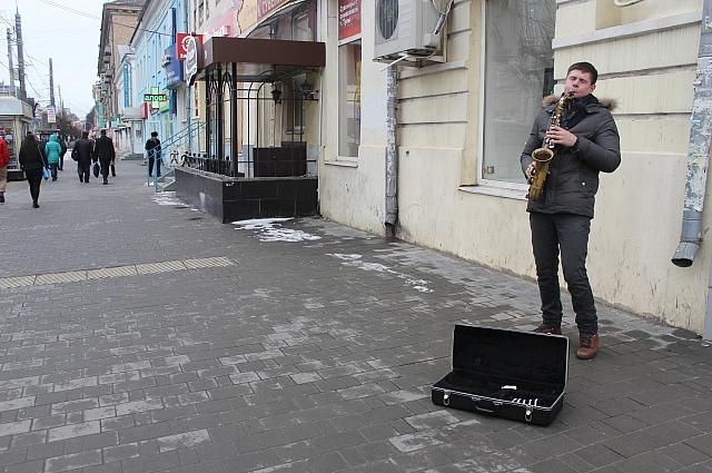 Если б не саксофон, Святослав взял бы в руки дирижёрскую палочку. И тогда бы туляки не услышали голоса его инструмента.