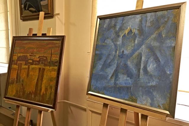 Картины Геннадия Байгулова.