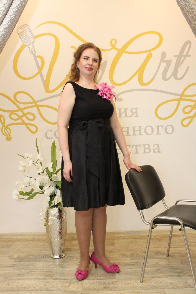 Мария Шалинцева