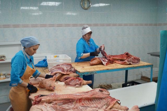 Компания выпускает по 26-28 тонн готовой продукции в месяц.