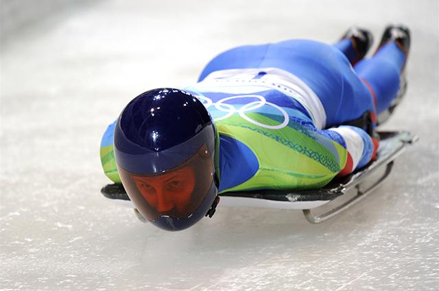 Александр Третьяков на Олимпийских играх в Ванкувере, 2010 год