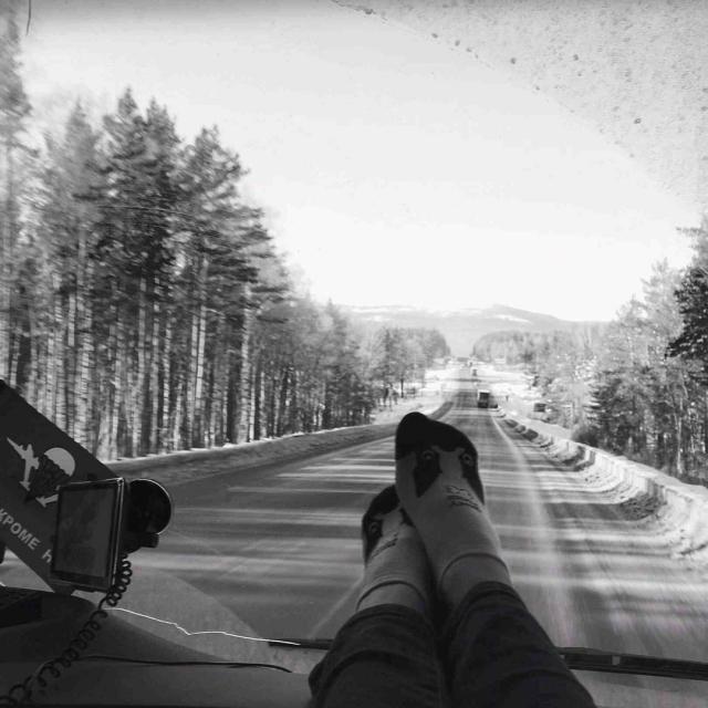 И в дороге может быть уютно.