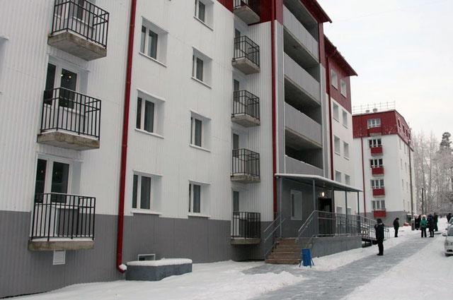 Сюда переедут 35 семей, проживающих в аварийных домах Падунского района Братска.