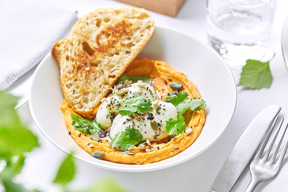 Хумус из сладкого батата