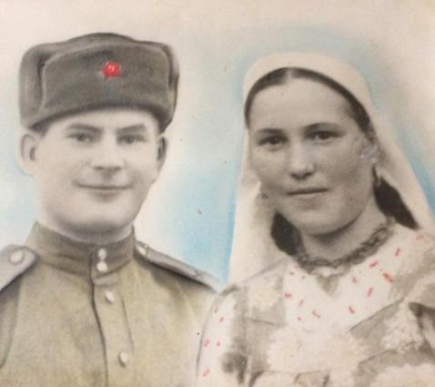 Зайнап и Ибрагим Гиниятовы.