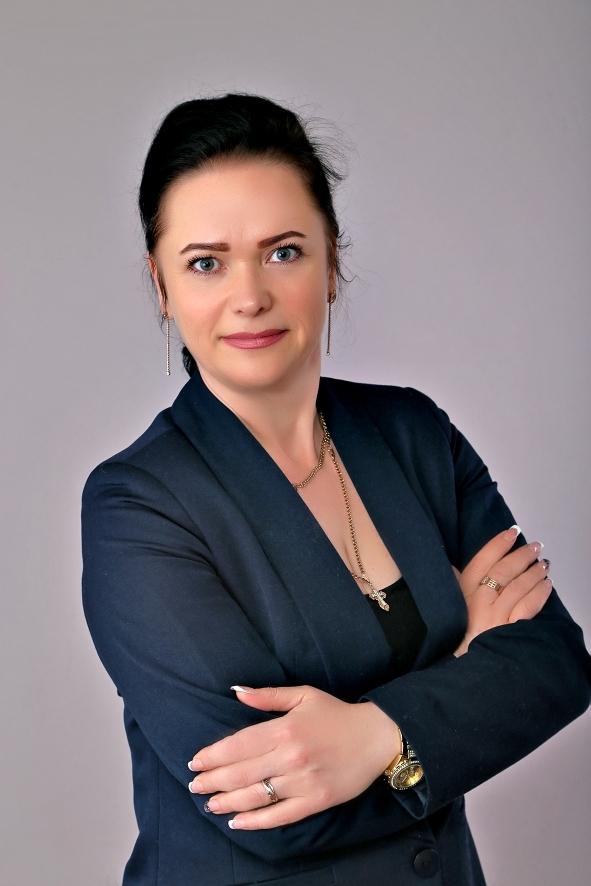 Коммерческий директор Марина Полевая.