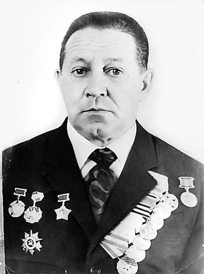 Владимир Беляев.