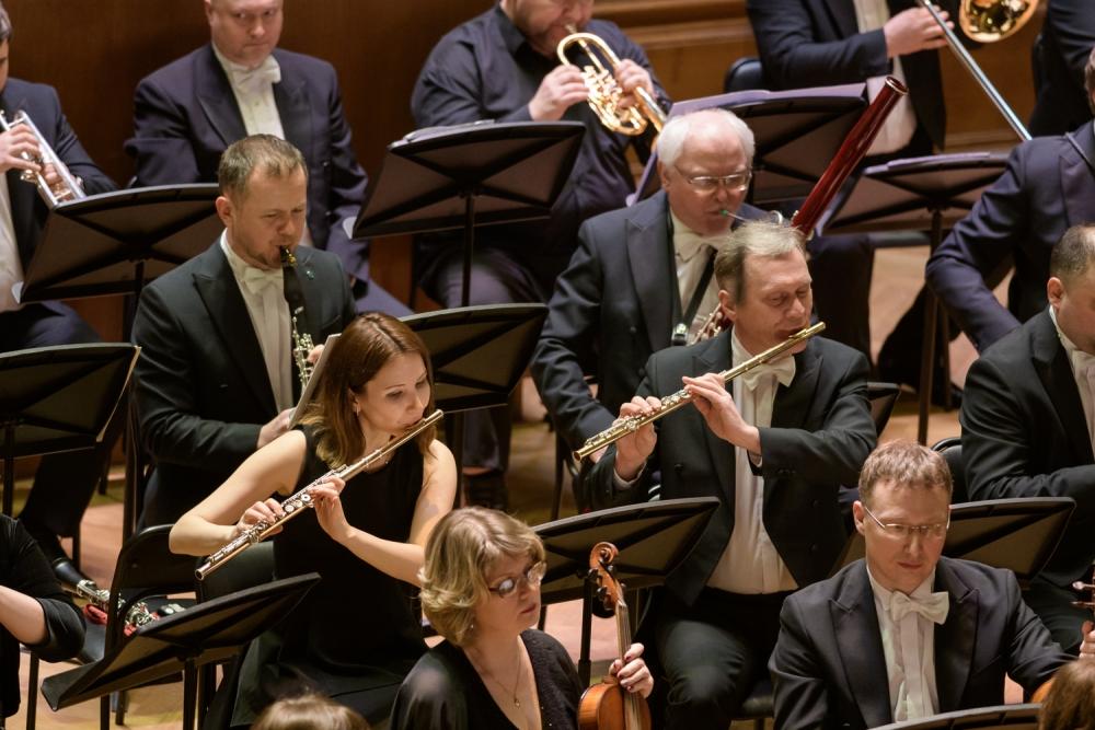 Уральский филармонический оркестр.