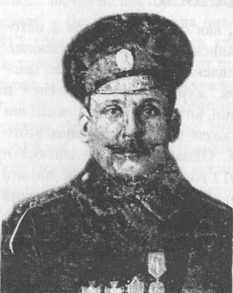 Поручик Пётр Токмаков