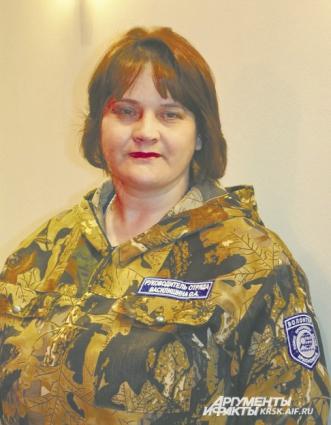 Оксана Василишина
