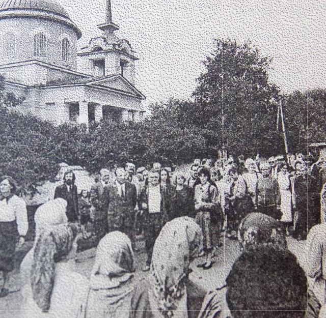 Таким был Лермонтовский праздник в Тарханах в прошлом веке.