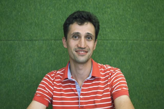Виктор Ламбурт.