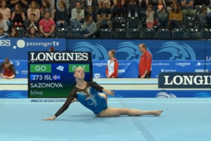 Мечта вологодской девочки попасть на Олимпийские игры сбылась, хоть и в составе сборной другой страны.