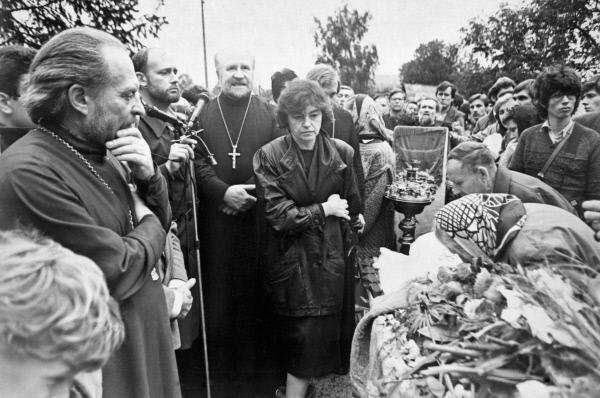 Похороны Александра Меня