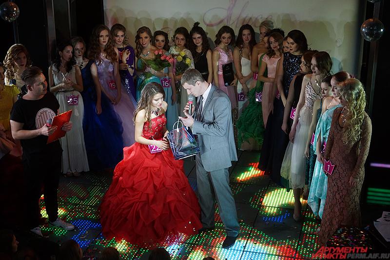 Звание «Мисс интернет» взяла Злата Красильникова.