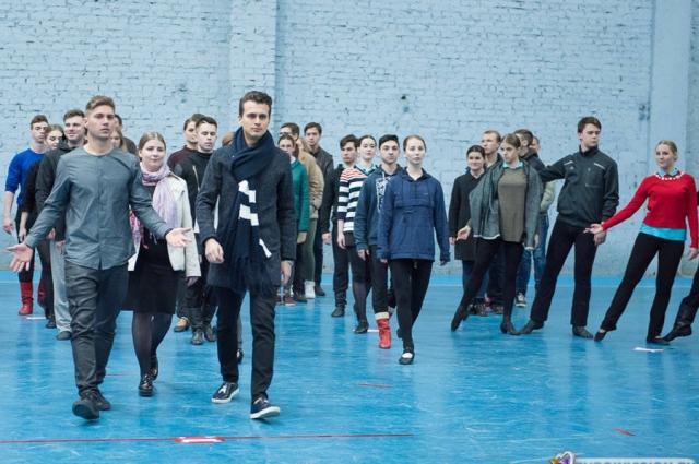 Ведущие Евровидения уже вовсю готовятся и репетируют шоу
