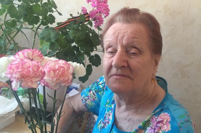 Валамова Татьяна Федоровна.