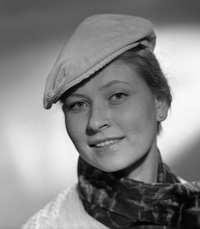 Людмила Зайцева.