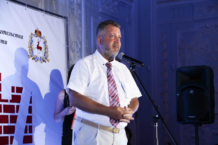 Денис Барышников, начальник отдела по взаимодействию политическими партиями и общественными объединениями Министерства внутренней региональной и муниципальной политики Нижегородской области