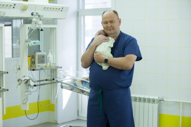 Юрий Козлов - лучший детский хирург России.