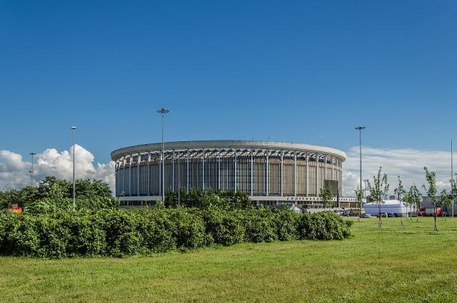 «СКА Петербургский» был открыт 19 мая 1980 года.
