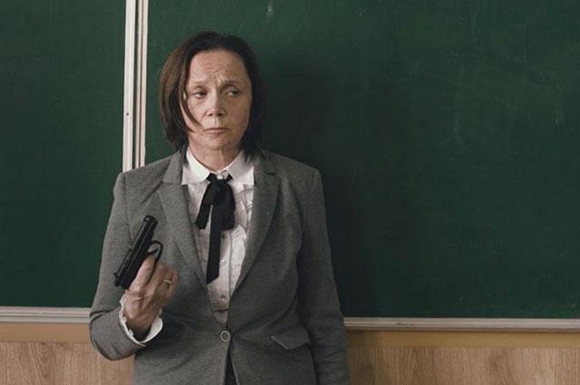 Кадр из фильма «Училка» (2015)