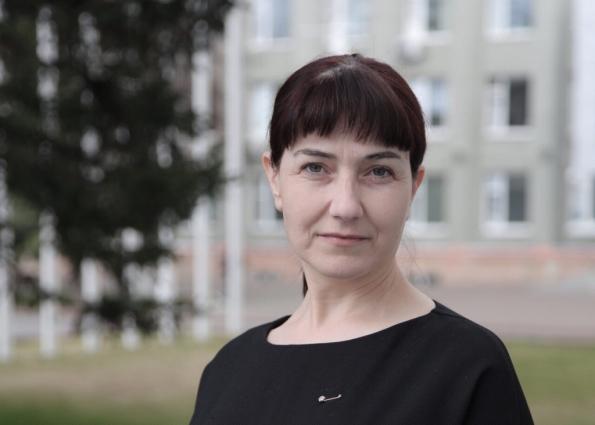 Татьяна Минаева.