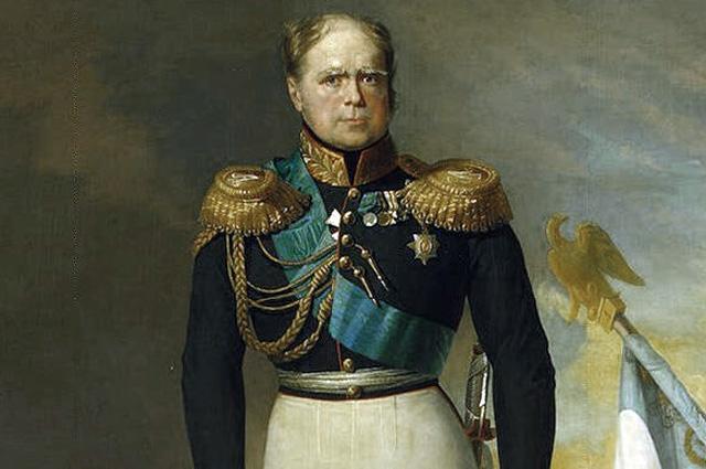 Константин Павлович Романов.