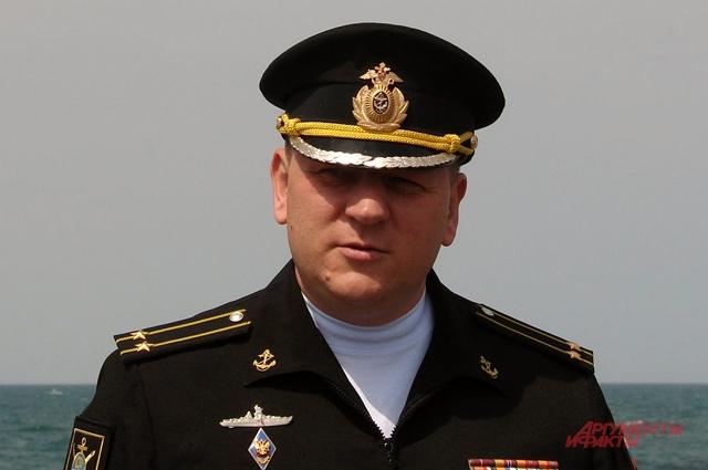 Михаил Степанов.