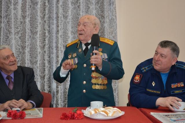 Быстров Борис Иванович.