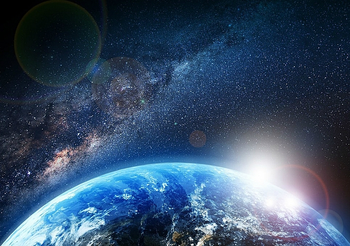 Концерт «Мистерия звука» в Киевском планетарии