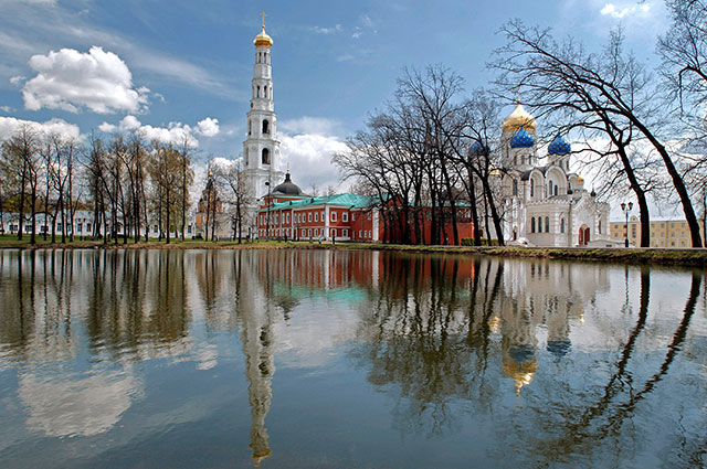 Николо-Угрешский монастырь. Московская область. Город Дзержинский.