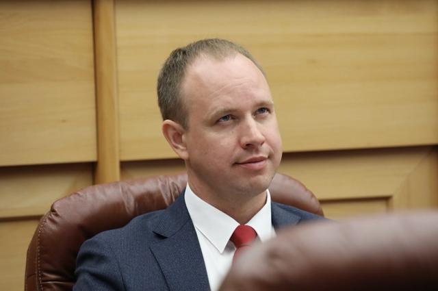Андрей Левченко.