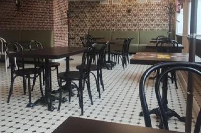 Кафе «Баранкин» в 12:00 14октября.