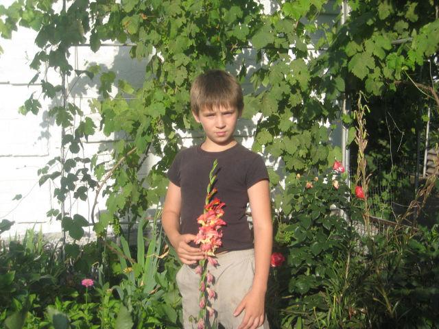 Ваня Воронов до ранения