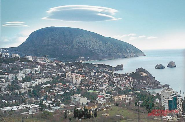 У Медведь-горы, считают уфологи, находится база НЛО