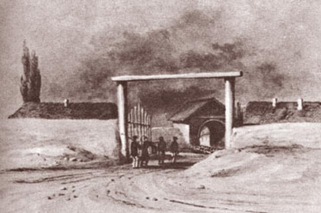 Крепость Грозная