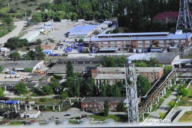 Волгодонский НИИ ПАВ одно из крупнейших предприятий химпрома в России