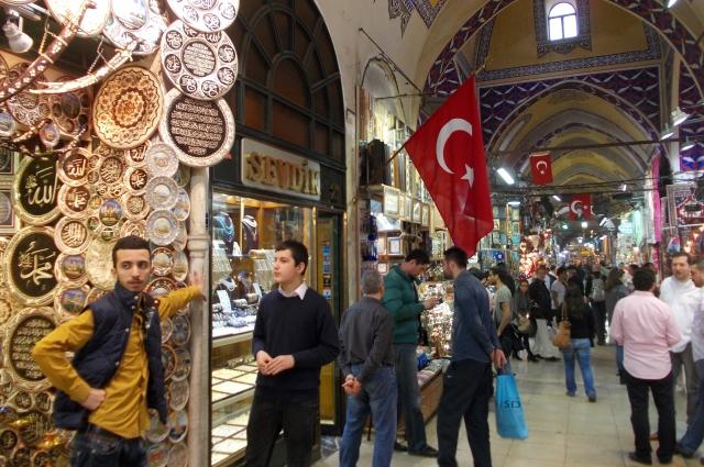Россия остаётся основным покупателем турецких услуг и товаров.