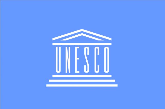 Логотип ЮНЕСКО.