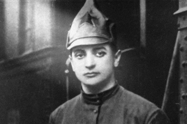 Командующий Первой революционной армией на Восточном фронте Михаил Николаевич Тухачевский.