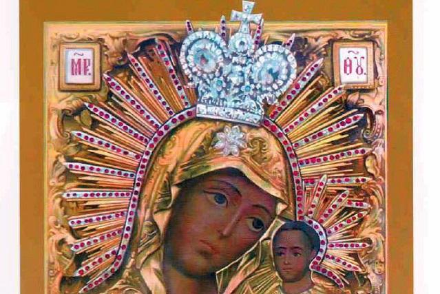 Нижнеломовская икона казанской Богоматери старше самой Пензы.
