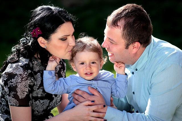 семья, ребенок