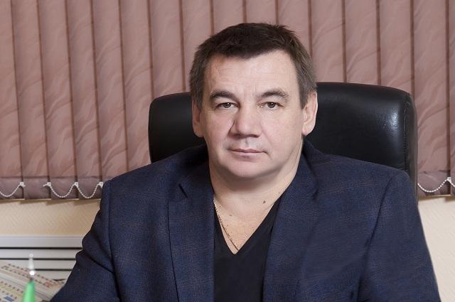 директор Тверского отделения компании «МегаФон» Андрей Гондарь.