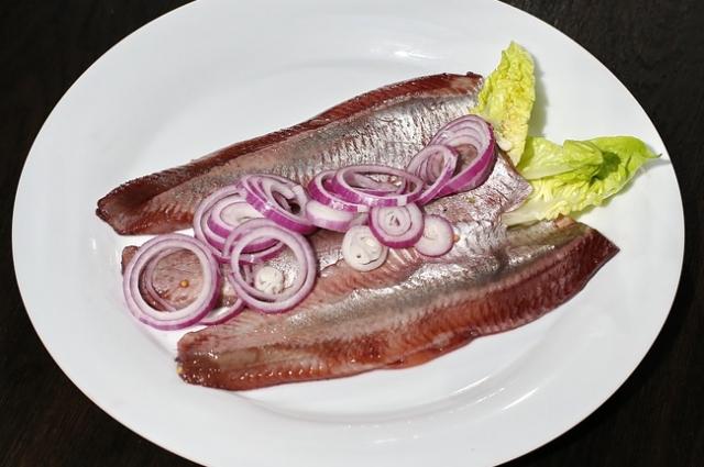 Сельдь - самая популярная рыба у эстонцев.