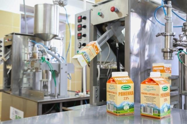 Мясомолочный комбинат «Сагопшинский» своей продукцией уже обеспечивает школы и дошкольные учреждения.