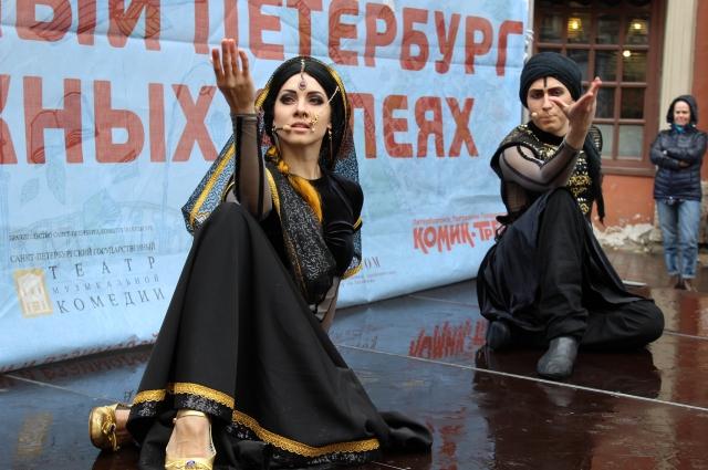 Актеры представят отрывки из спектакля «Bajki. Сказки для взрослых».