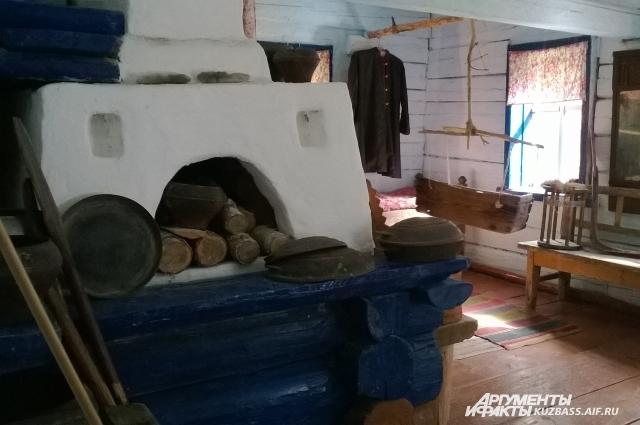 В «Томской писанице» можно познакомиться с бытом сибиряков от каменного века до наших дней.