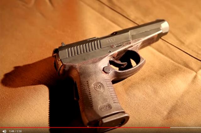 Пистолетный комплекс «Удав»