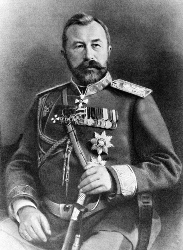 Командующий Манчжурской армией во время Русско-японской войны 1904 - 1905 г. г. генерал-адьютант Алексей Куропаткин.